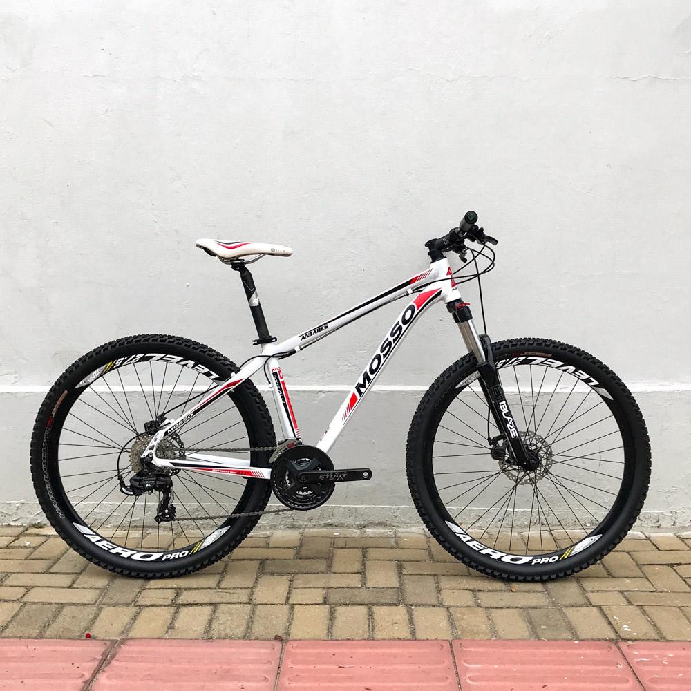 Bicicleta Seminova Mosso Antares - 24v Aro 27.5