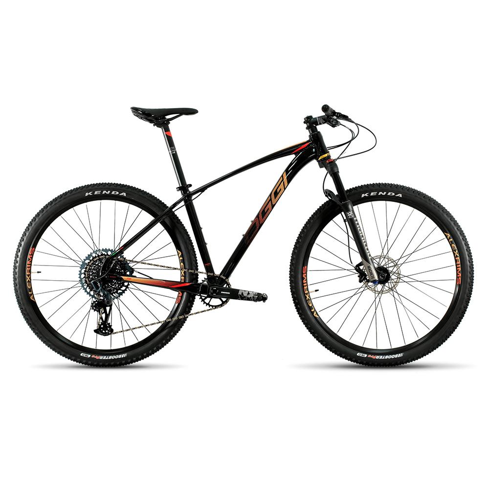 Bicicleta Oggi Big Wheel 7.5 - GX