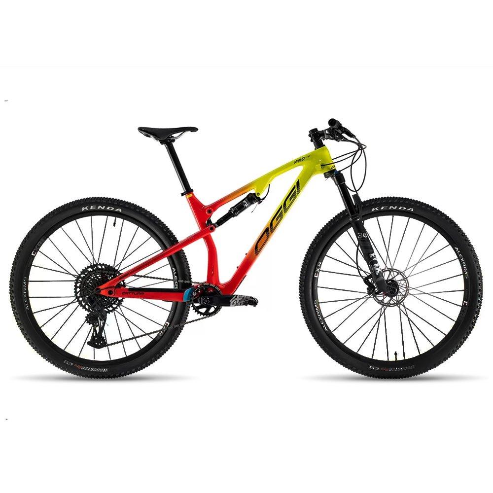 Bicicleta Oggi Cattura Pro - Sram GX 12v