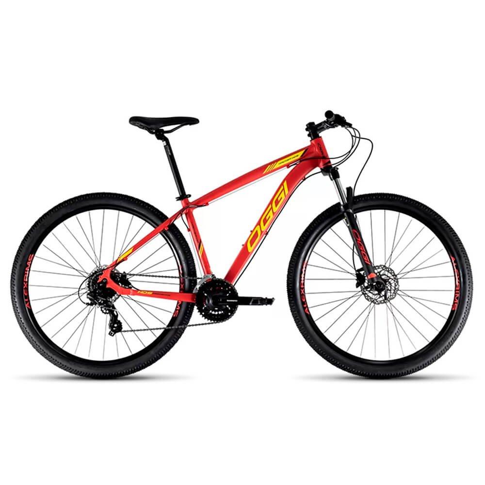 Bicicleta Oggi Hacker HDS 24v Aro 29
