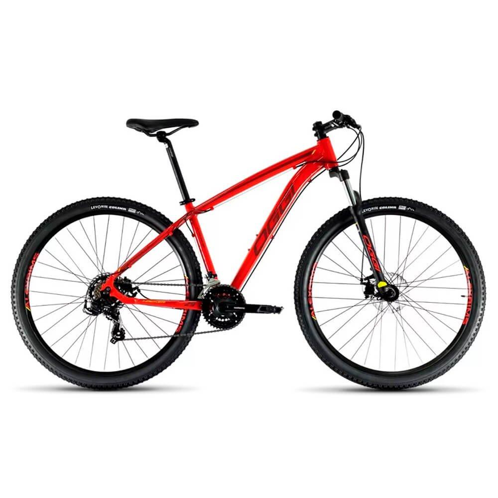 Bicicleta Oggi Hacker Sport 21v Aro 29 VRM/VNH/AM
