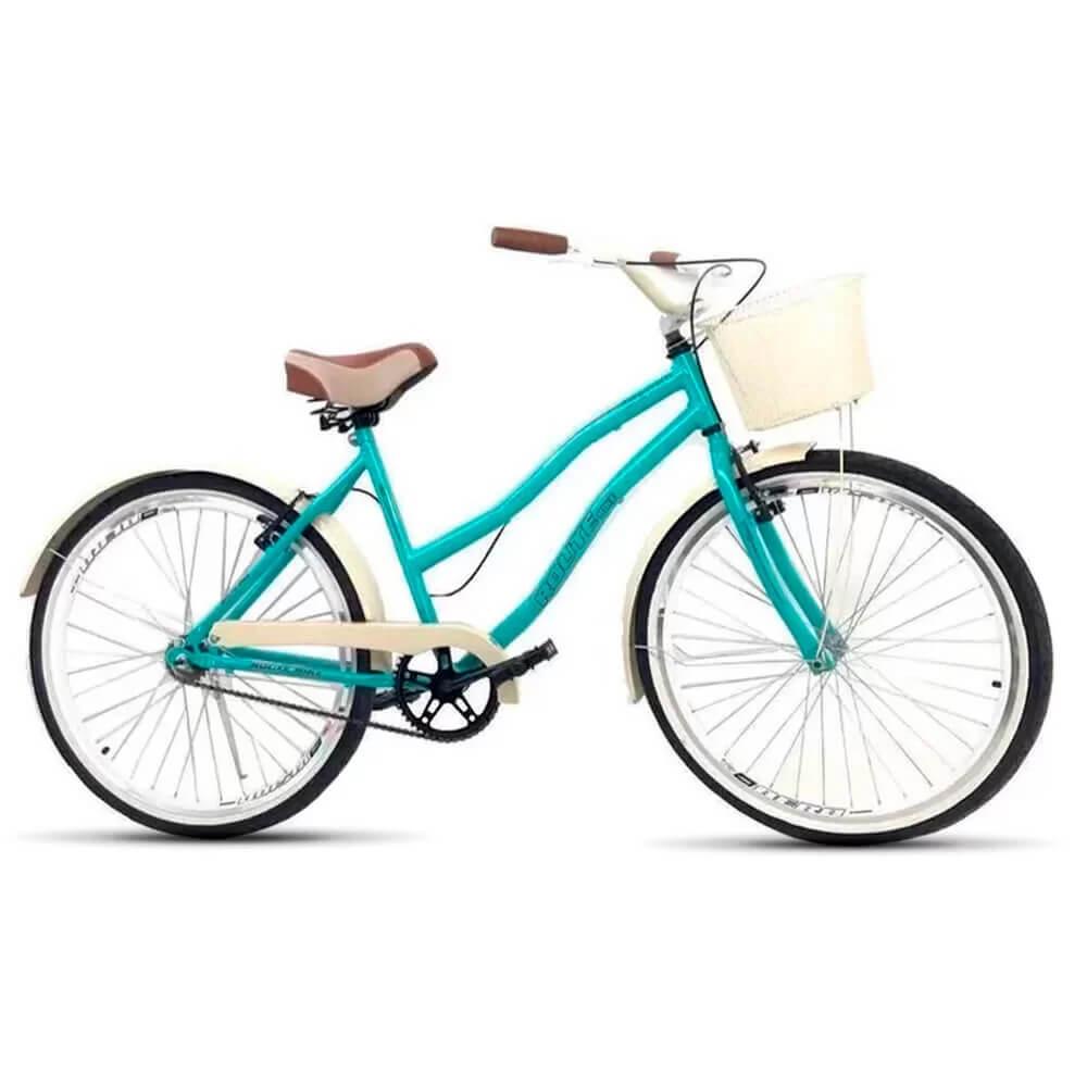Bicicleta Route Bike Feminina Aro 26
