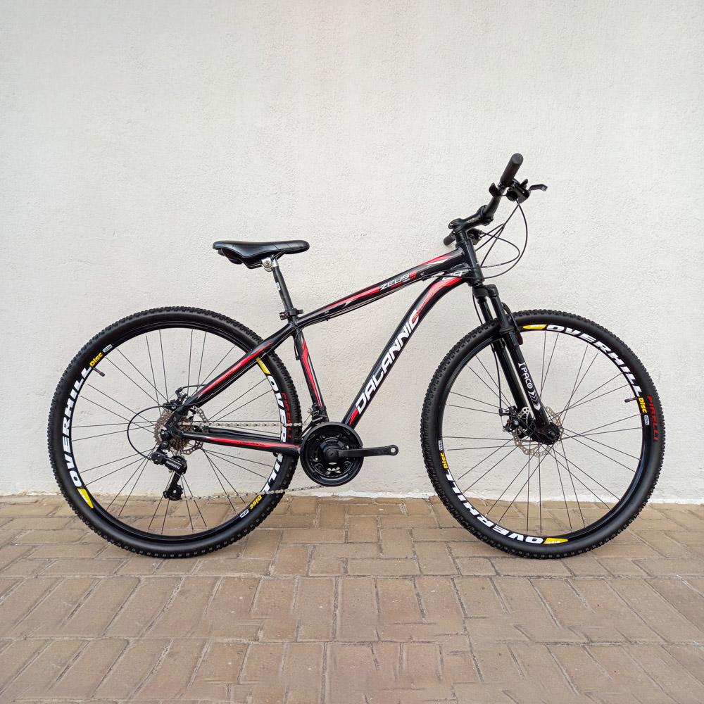 Bicicleta Semi Nova Dalannio 21v Aro 29