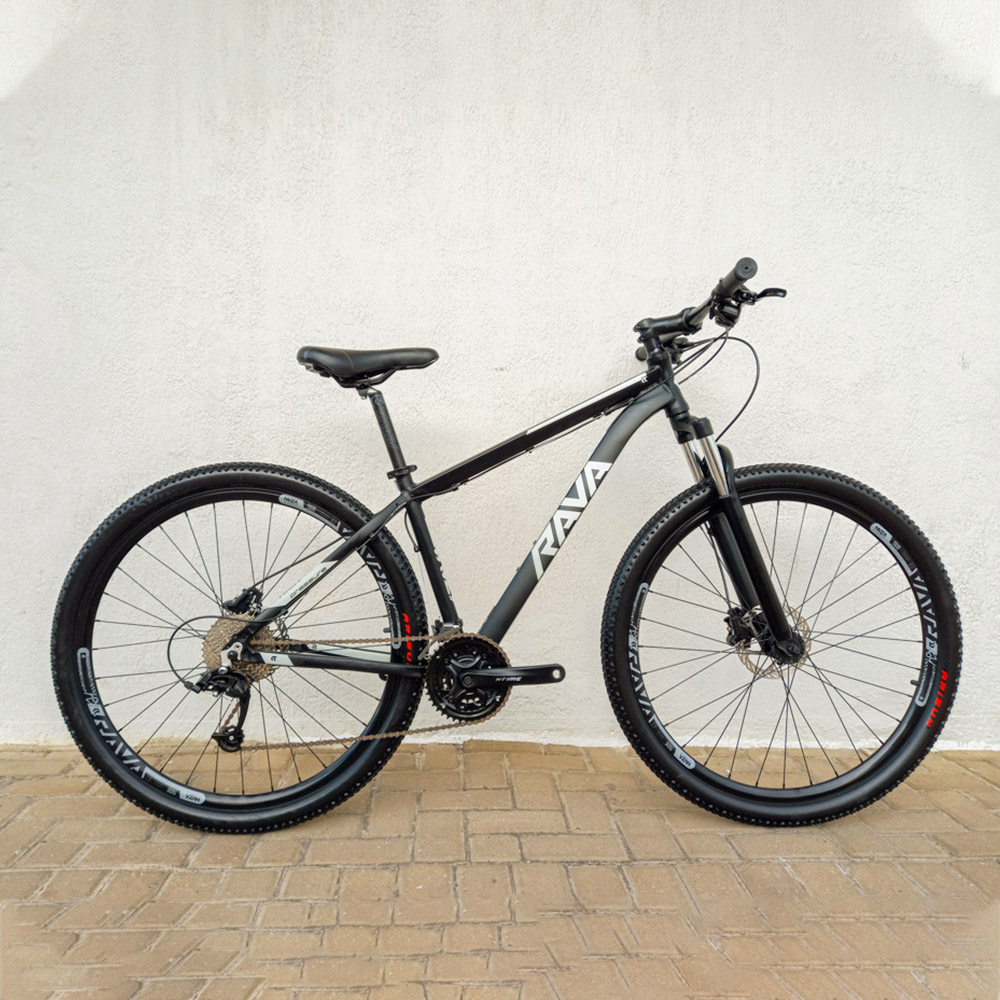 Bicicleta Semi Nova Rava Pressure 27v Aro 29