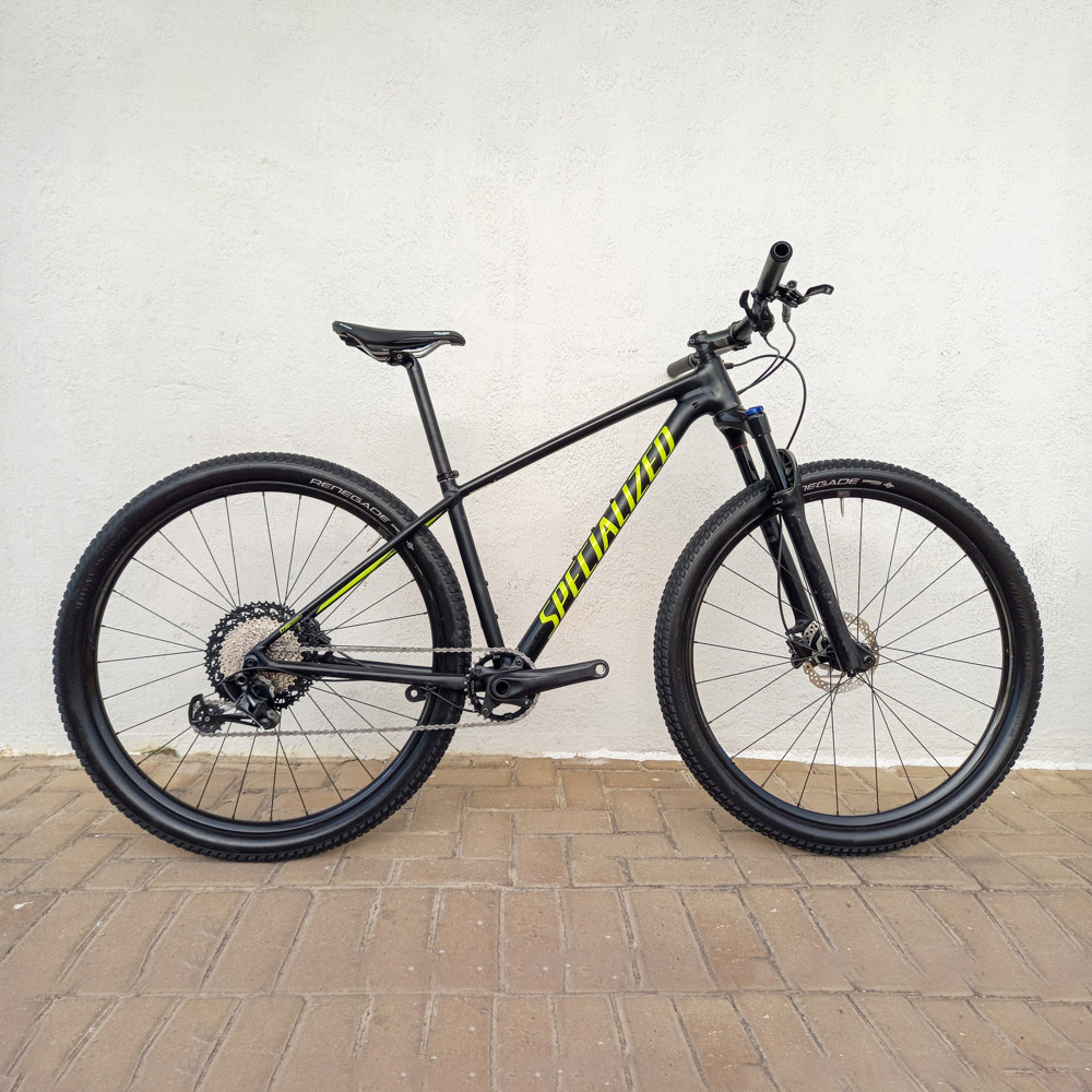 Bicicleta Semi Nova Specialized Chisel  12v