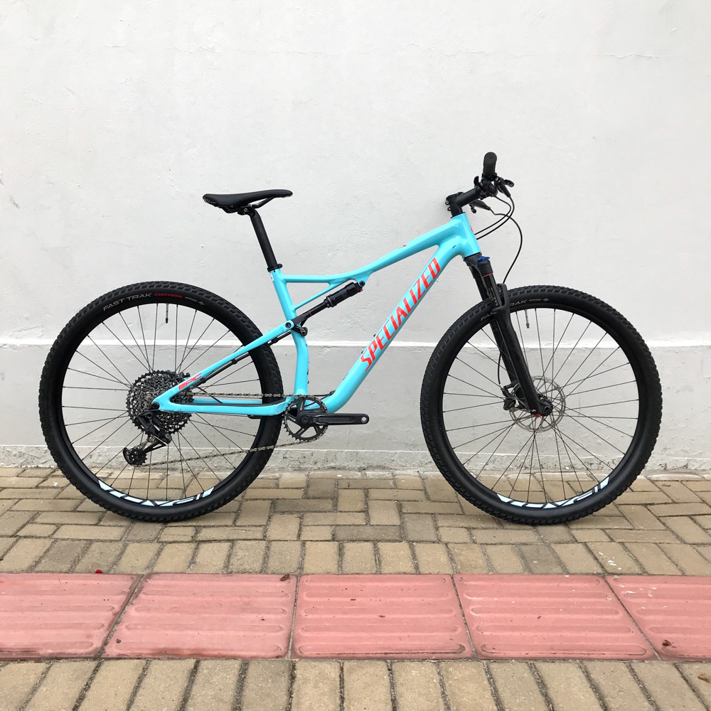 Bicicleta Semi Nova Specialized Epic Comp - GX 12V