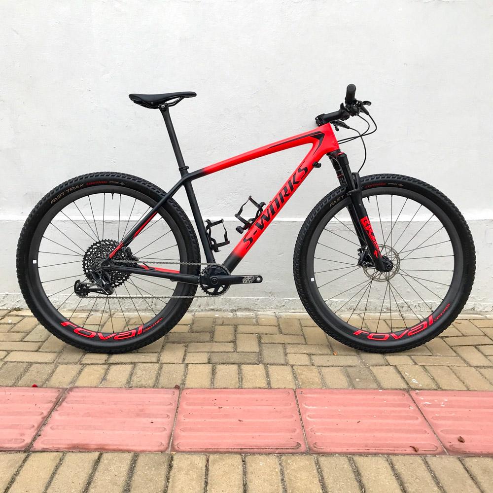 Bicicleta Semi Nova Specialized Epic HT S-Works