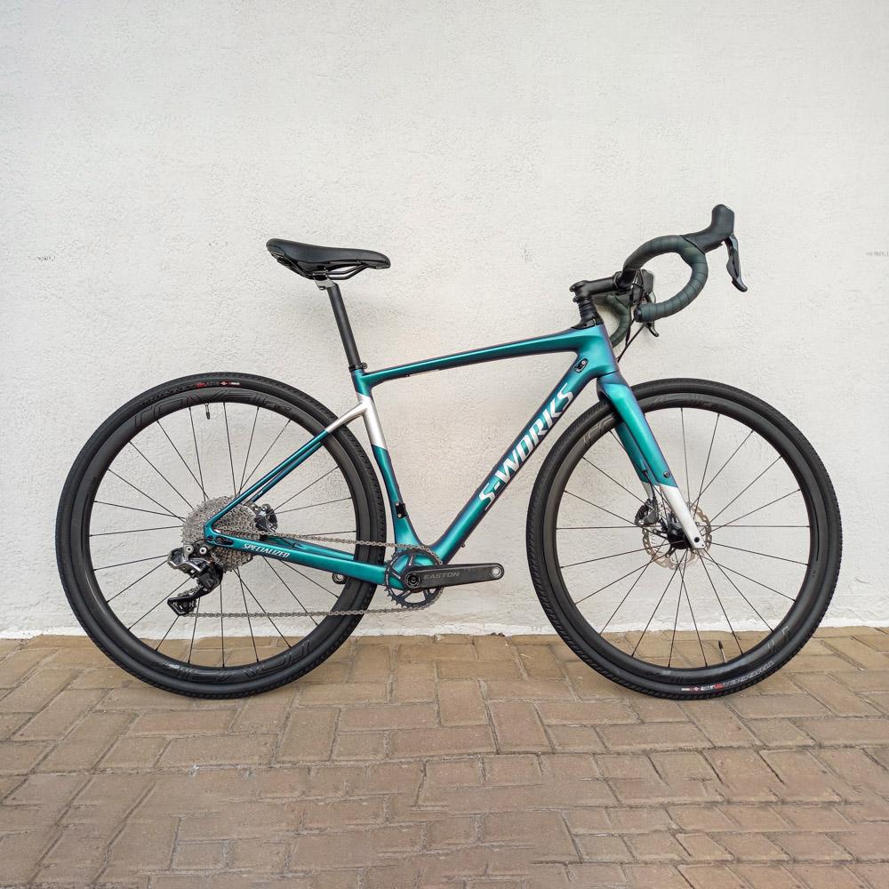 Bicicleta Semi  Nova Specialized S-Works Diverge