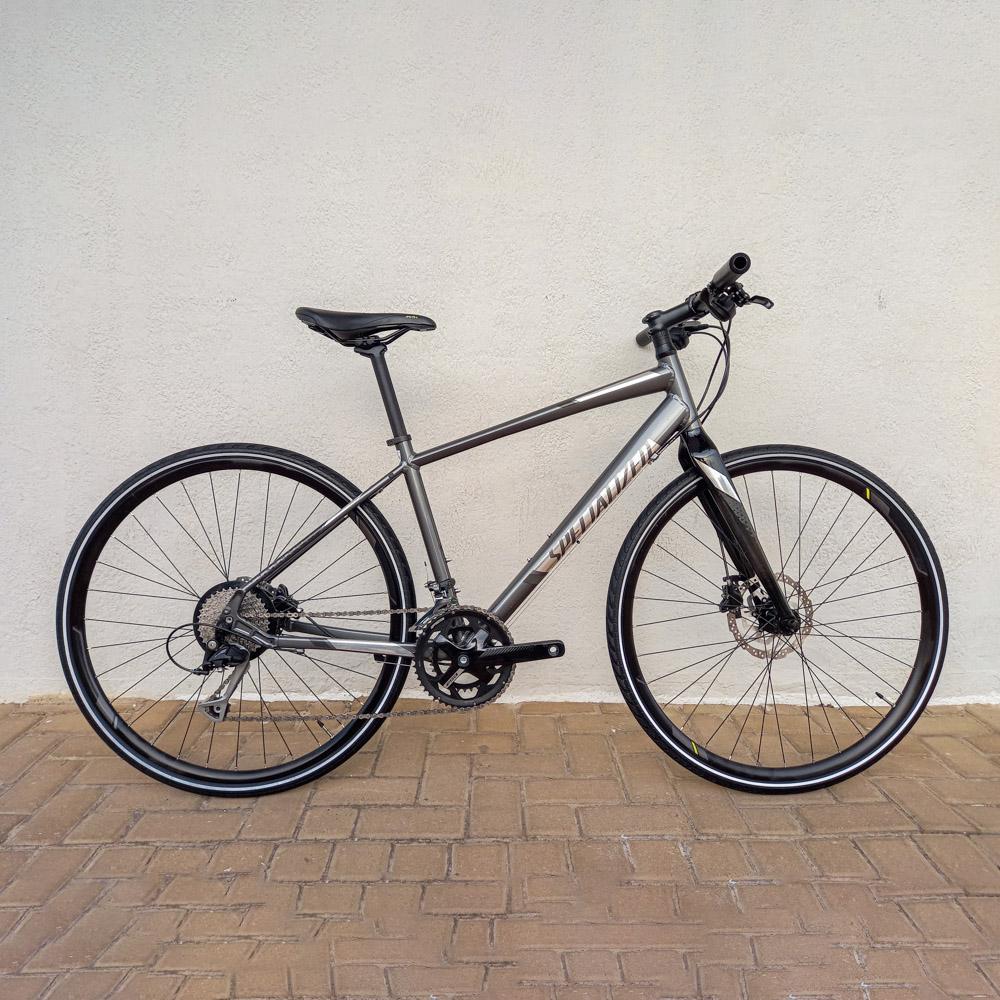 Bicicleta Semi Nova Specialized Sirrus Sport