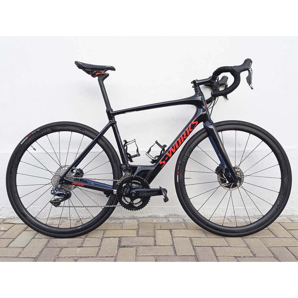 Bicicleta Semi Nova Specialized S-Works Roubaix Di2