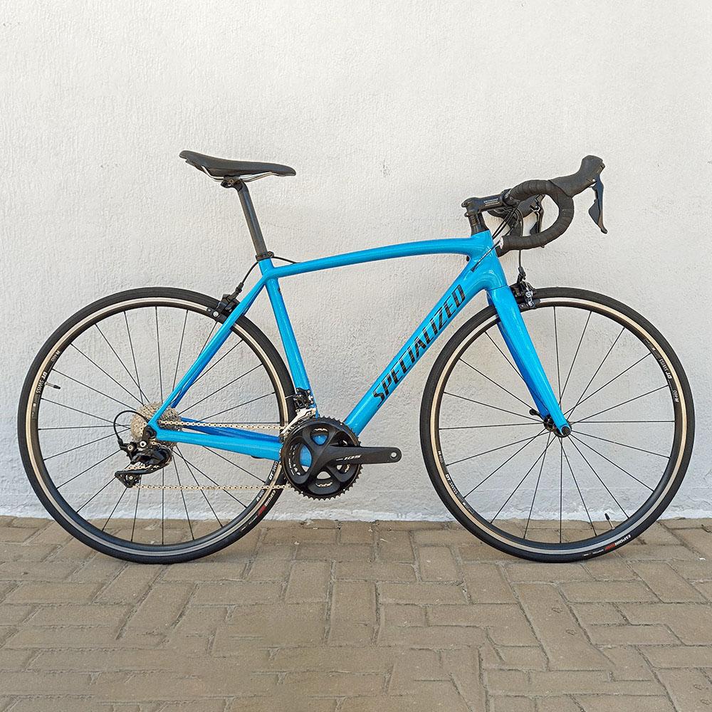 Bicicleta Semi Nova Tarmac SL4 Sport