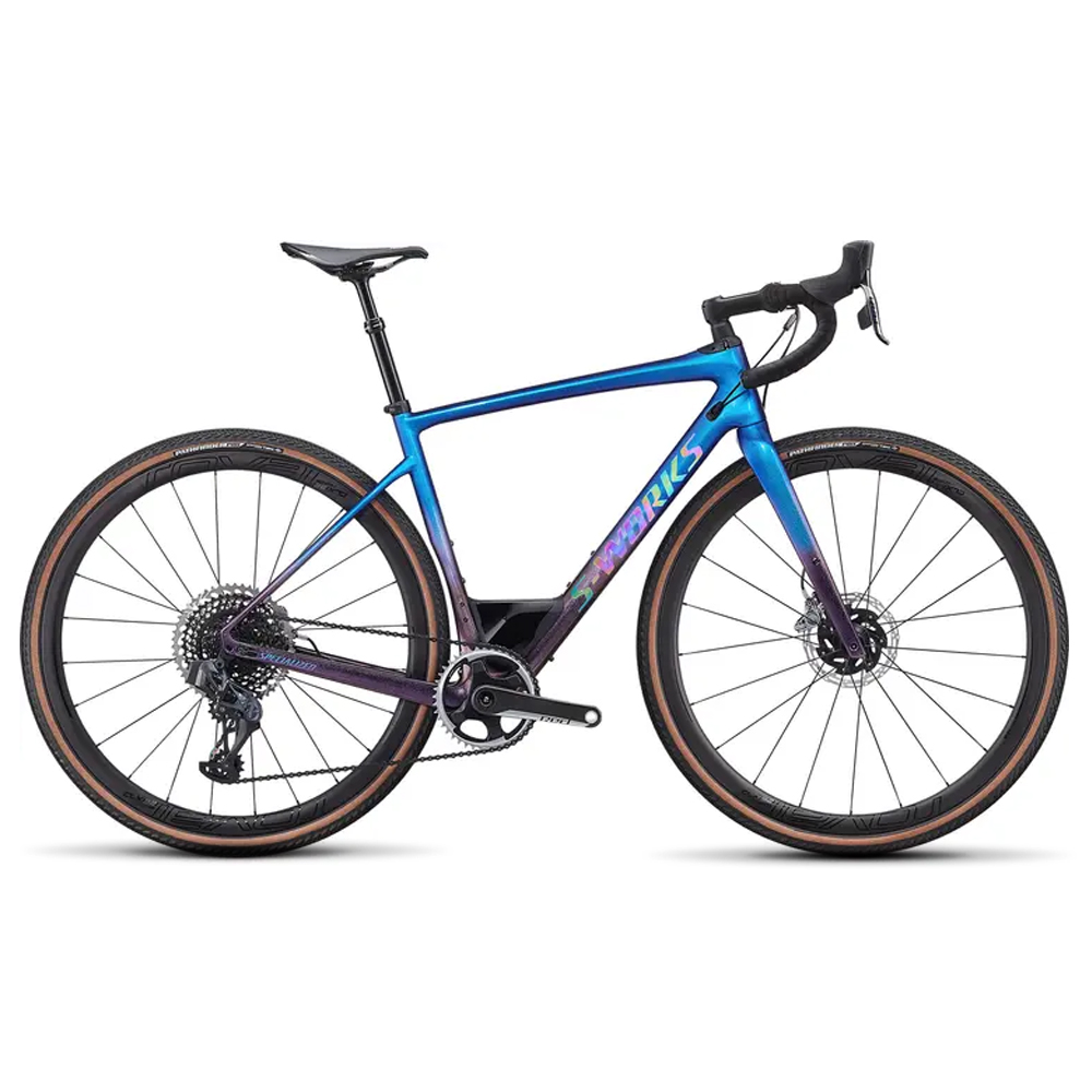 Bicicleta Specialized Diverge S-Works
