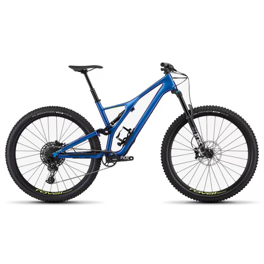 Bicicleta Specialized Stumpjumper Comp Carbon 12v Aro 29
