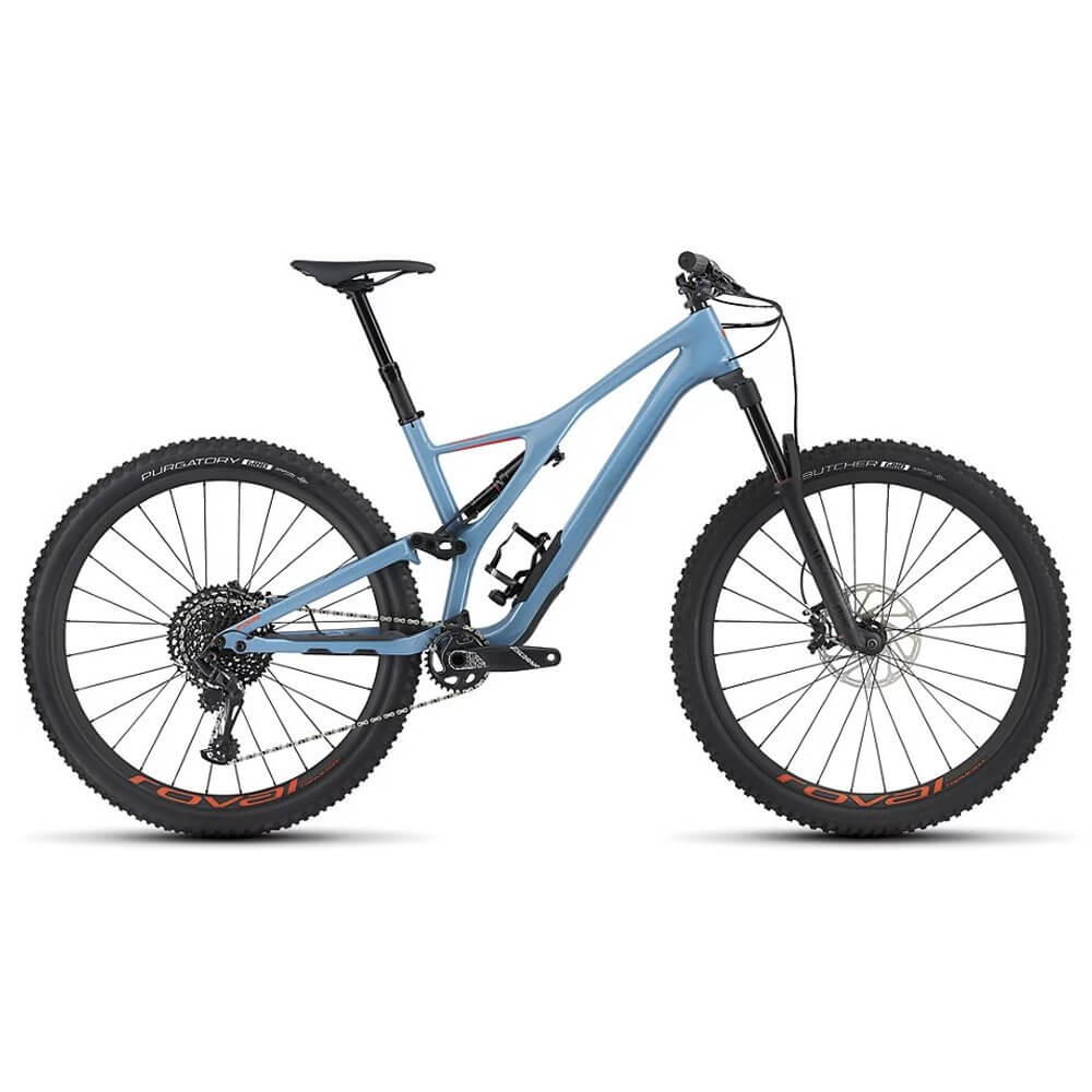 Bicicleta Specialized Stumpjumper FSR Expert Carbon 12v Aro 29