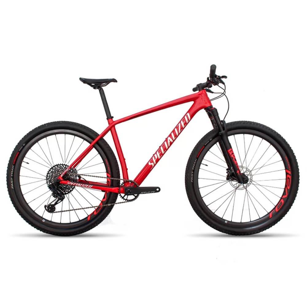 Bicicleta Specialized Epic Hardtail Expert 12v Aro 29 VRM/BR