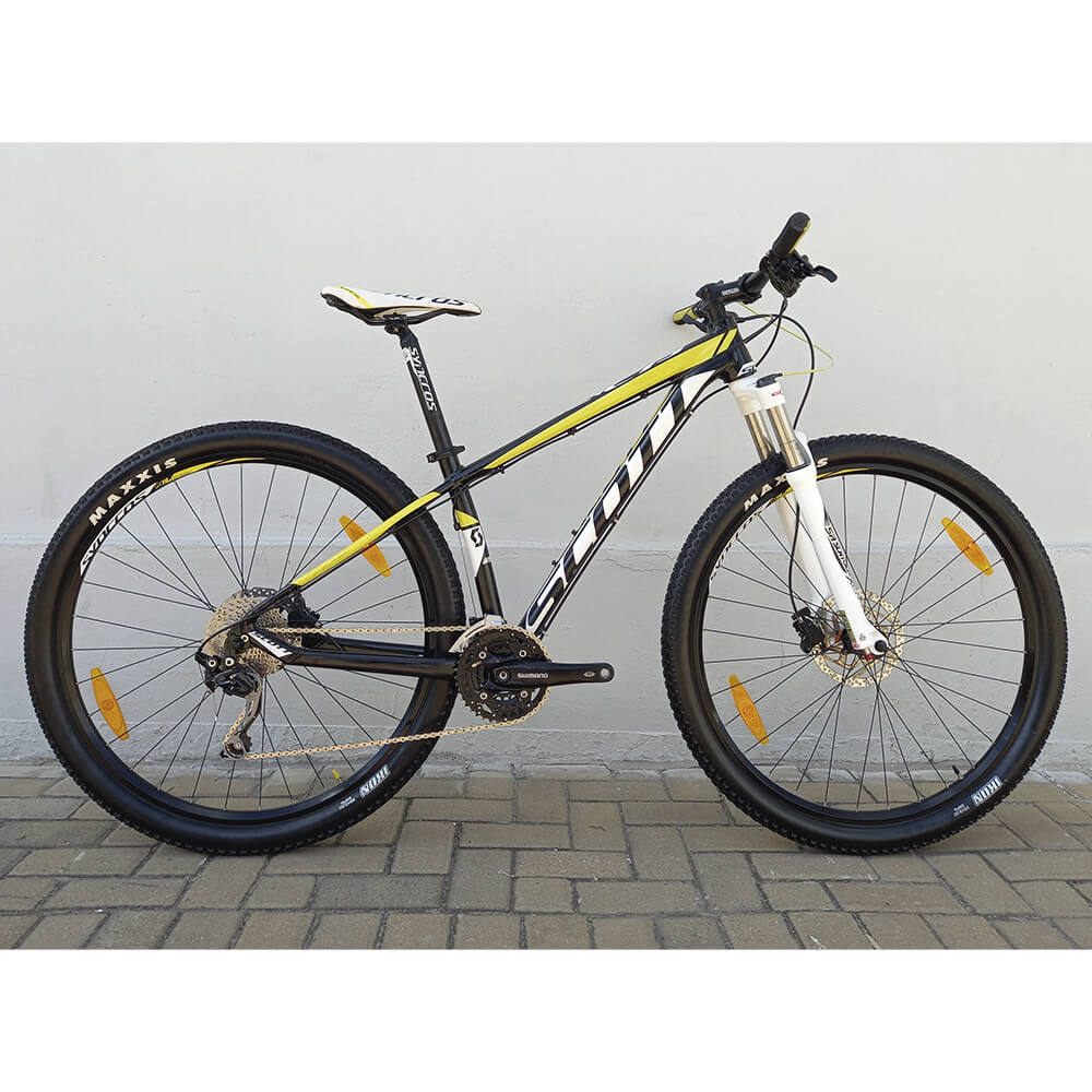 Bicicleta Semi Nova Scott Scale 30v Aro 29 PT/BR/AM