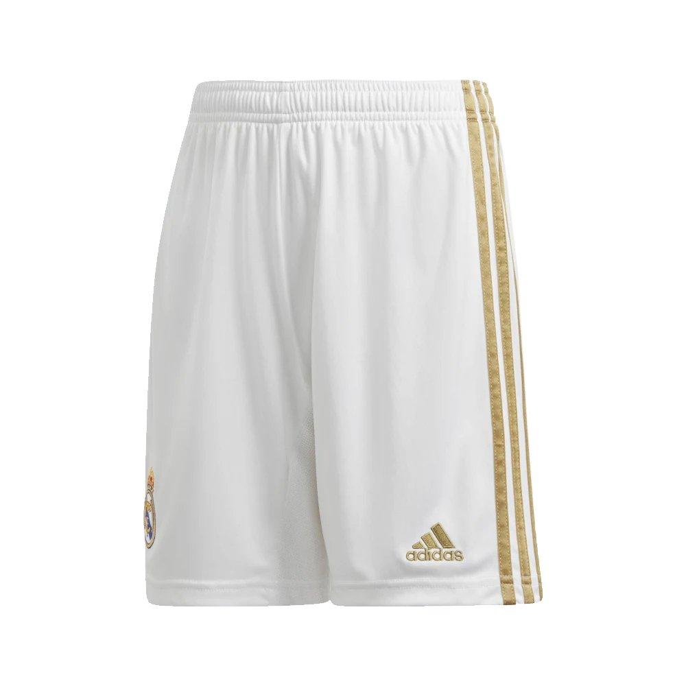 Calção Adidas Real Madrid I Juv Dx8840