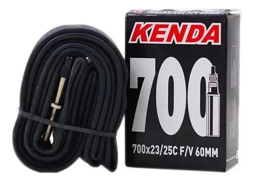 Câmara Kenda 700x23/25c Presta 60mm