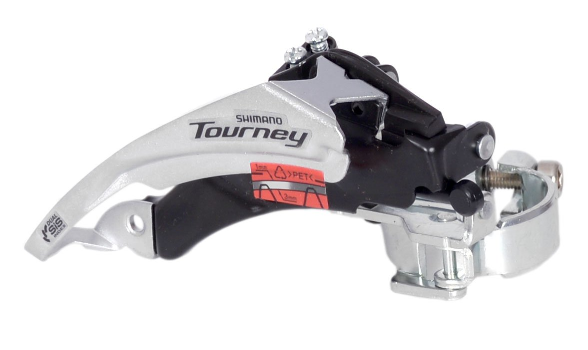Câmbio Diant Shimano Tourney Fd-Ty500