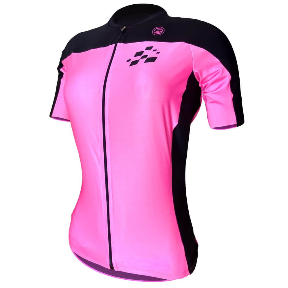 Camisa De Ciclismo Barbedo Racing Feminina