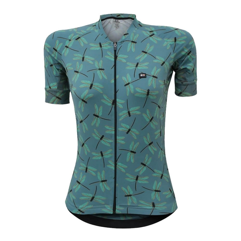 Camisa Marcio May Fem Funny Dragonfly