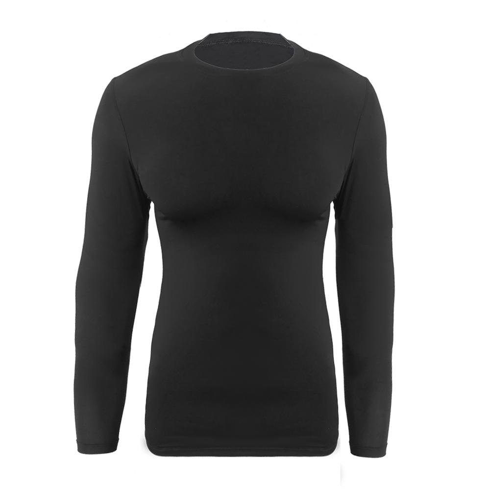 Camiseta Térmica Mattric - Preto