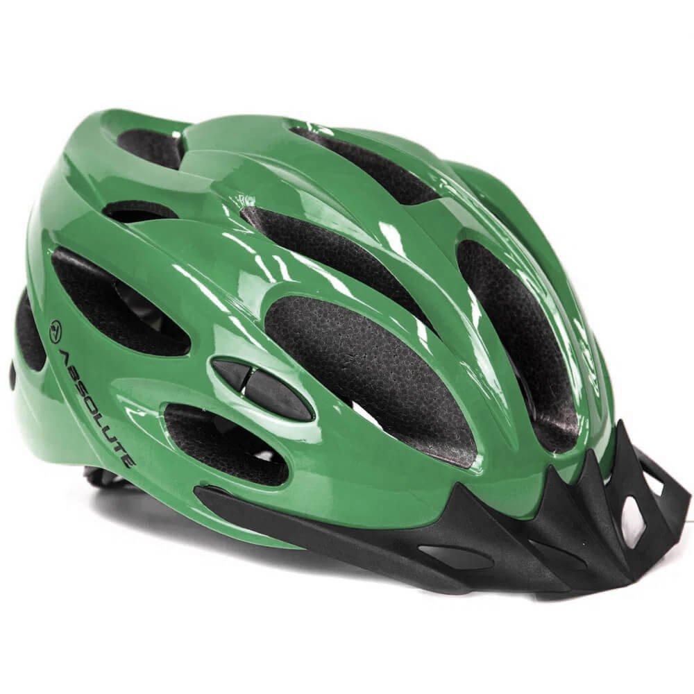 Capacete Absolute Nero - Verde