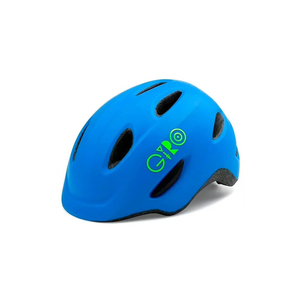 Capacete Giro Scamp - Azul E Verde