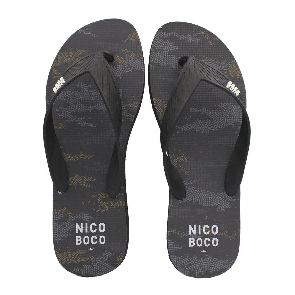 Chinelo Nicoboco Masc Ref 69588 Pt