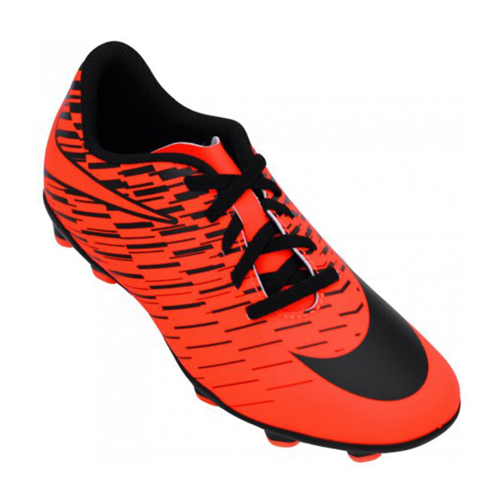 Chuteira Nike Campo Bravata Ii Jr Lrj/Pt