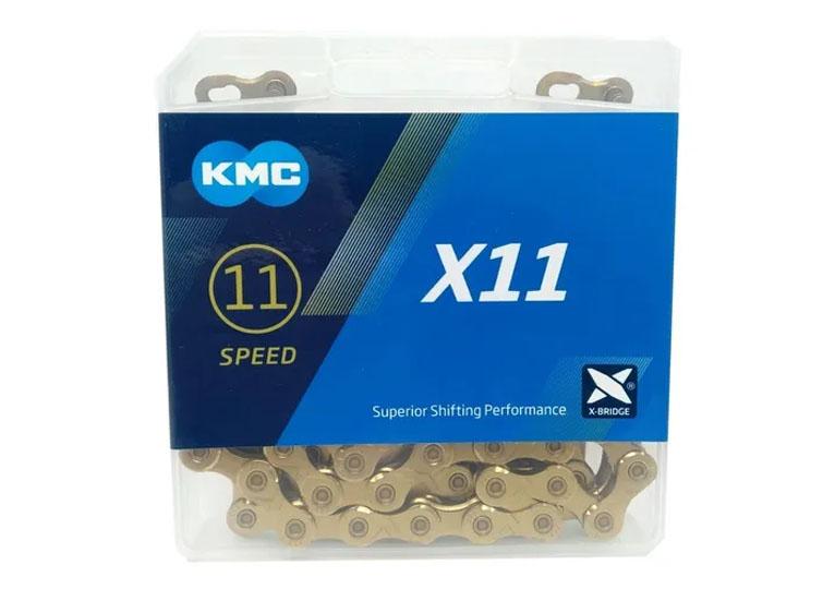 Corrente Kmc Dourada Ref X11