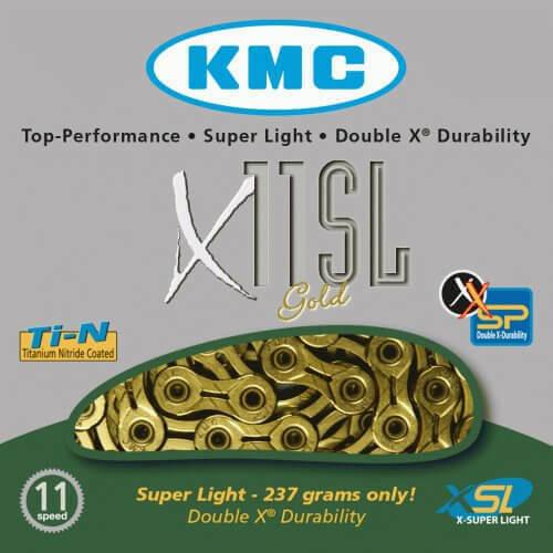 Corrente Kmc Dourado Ref X11sl