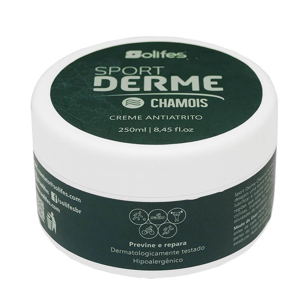 Creme Solifes Sport Derme Chamois 250ml