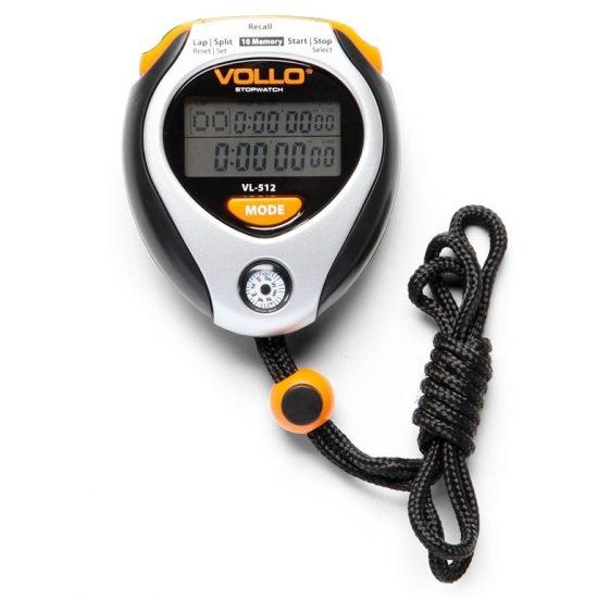 Cronometro Vollo C/10 Mem+Bussola Vl512