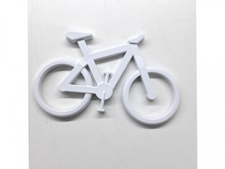 Emblema Ictus Bike Branco 6983