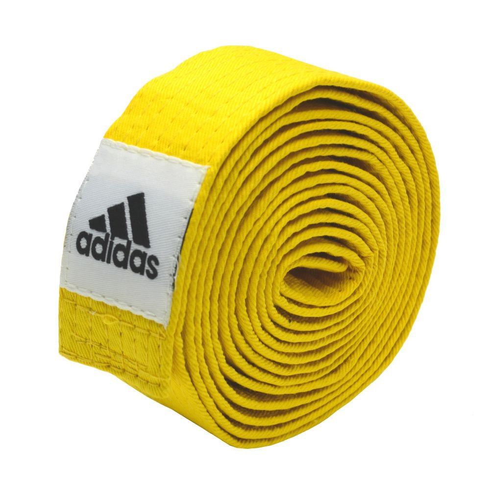 Faixa Adidas Ref Adib200 Amarela