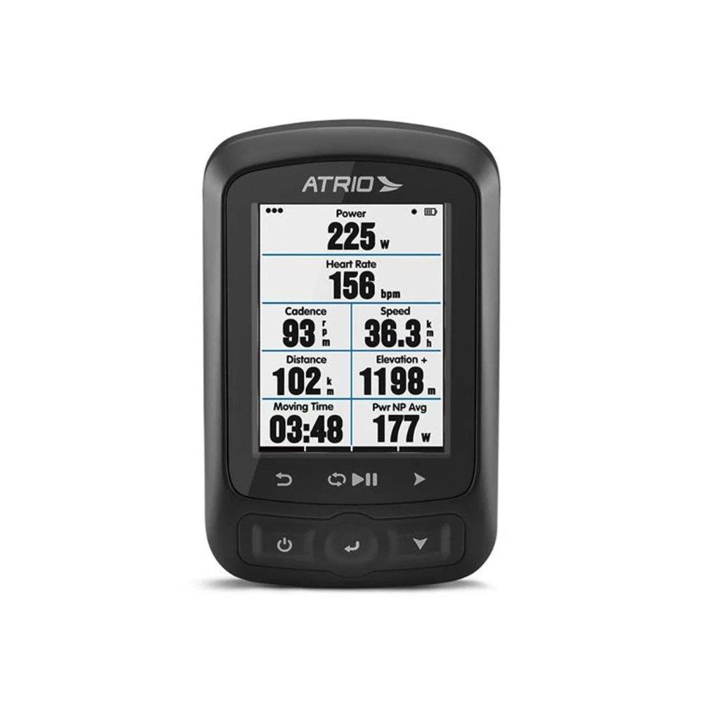 Gps Atrio Bike Titanium Bundle Bi155