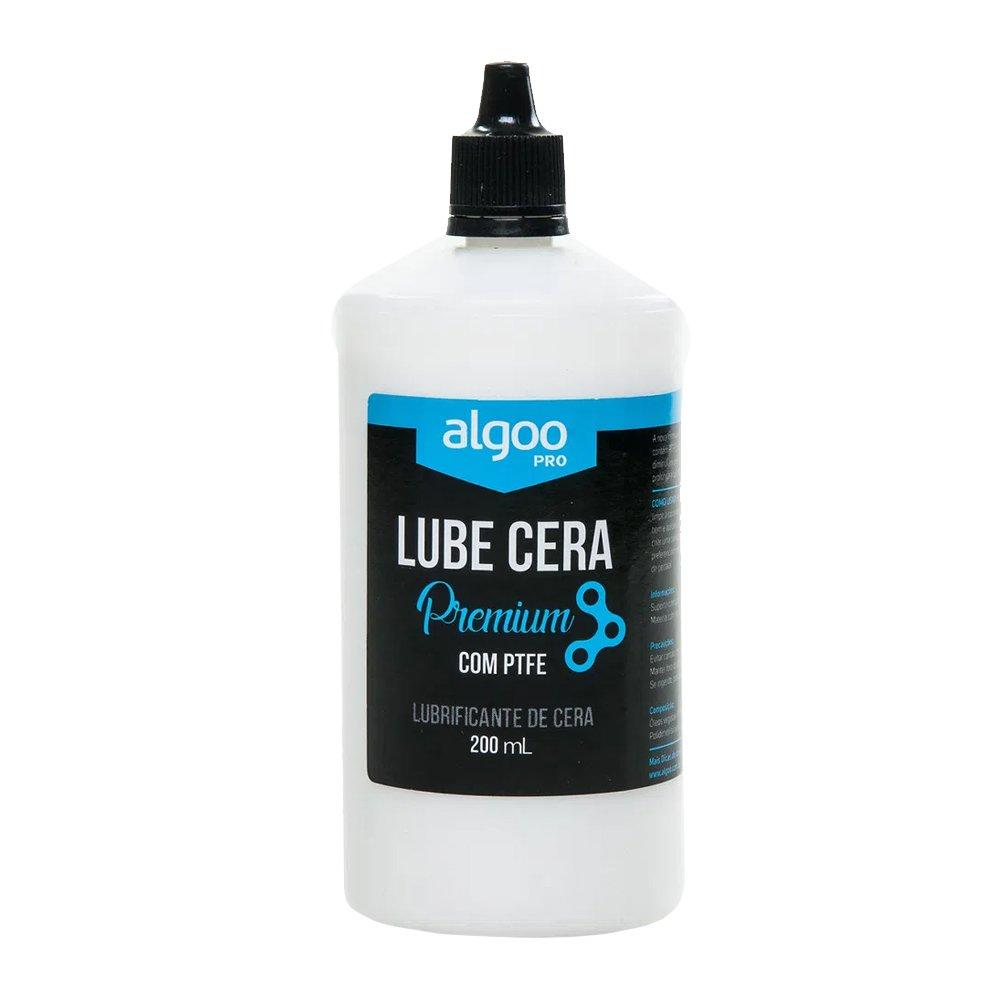 Lubrif Algoo Lube Cera Premium 200ml