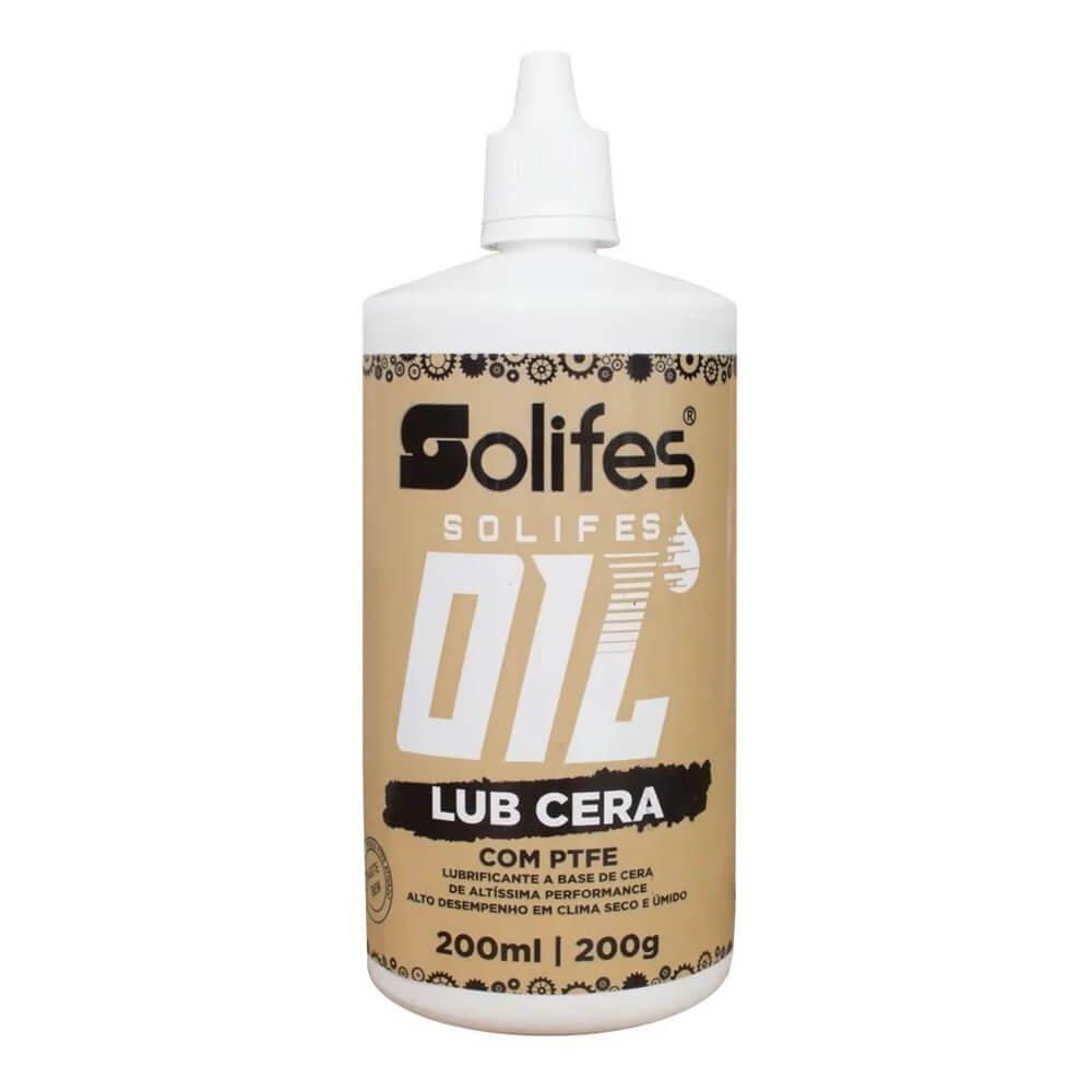 Lubrif Solifes Lub Cera C/Ptfe 200ml