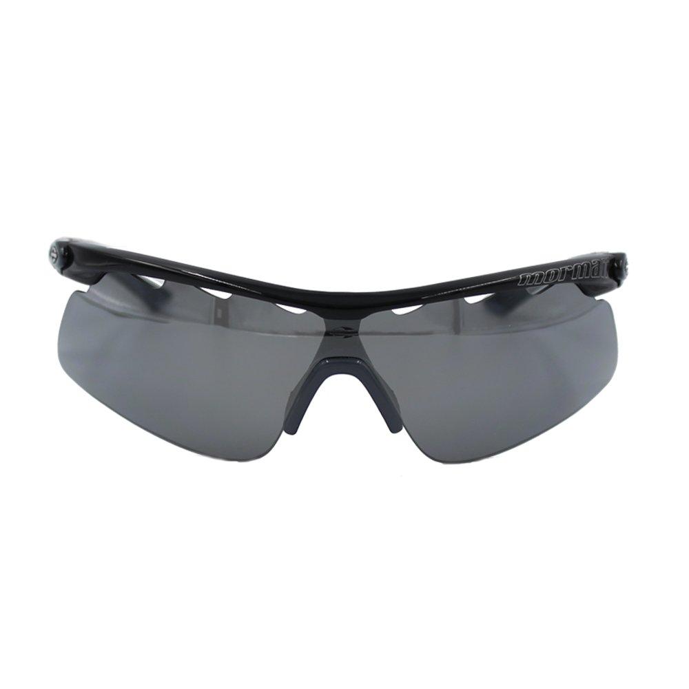 Oculos Mormaii Athlon 2 Preto E Cinza