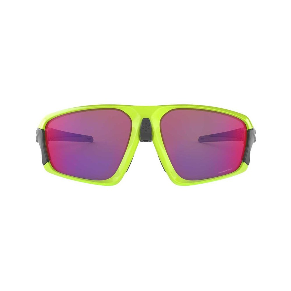 Oculos Oakley Field Jacket Chumbo E Neon