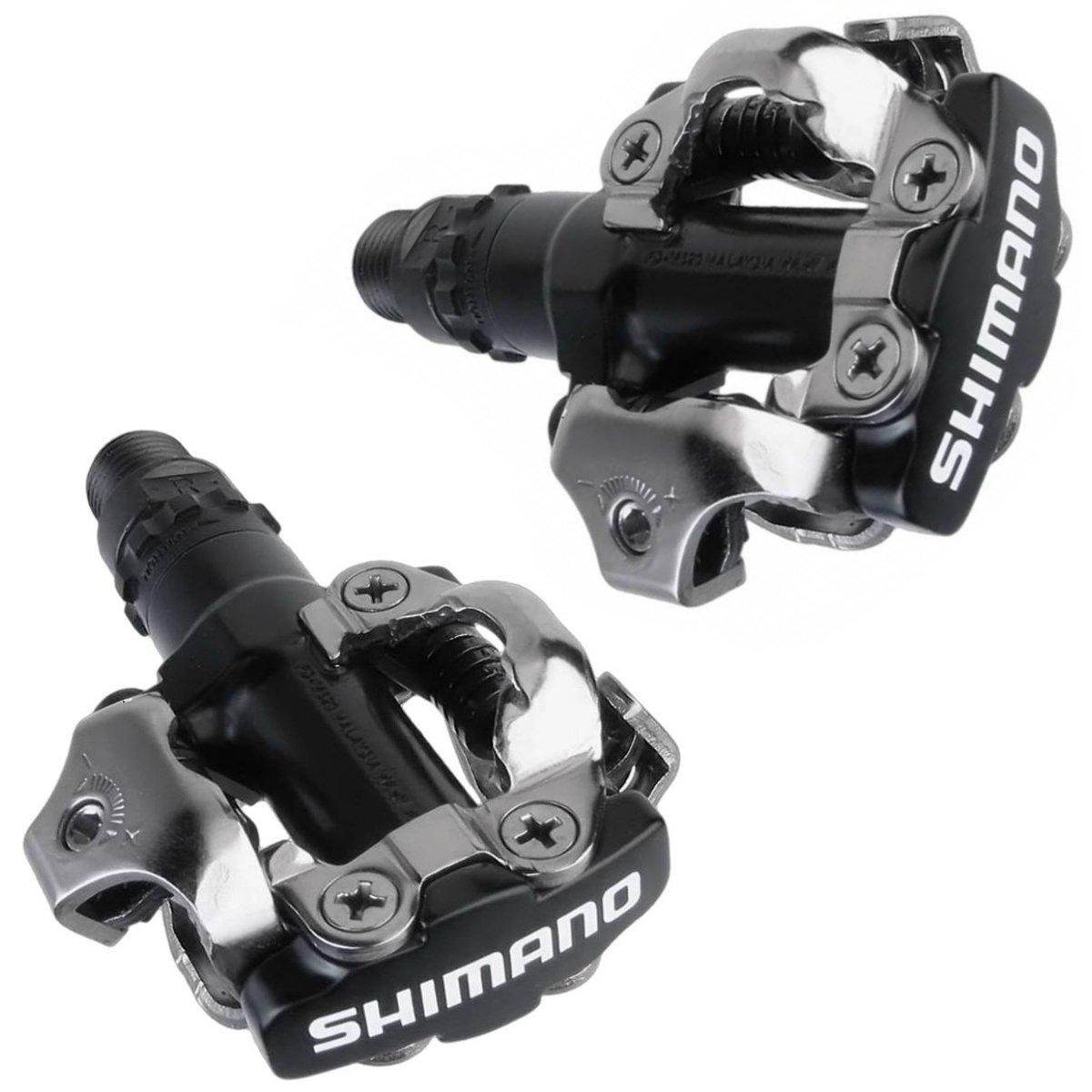Pedal Shimano S/Refletor Pd-M520