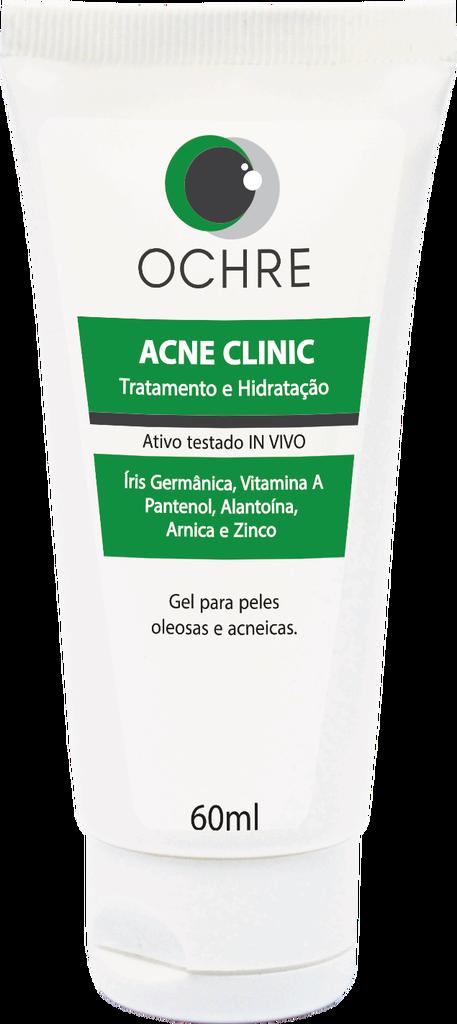 ACNE CLINIC TRATAMENTO E HIDRATAÇÃO OCHRE - 60ML