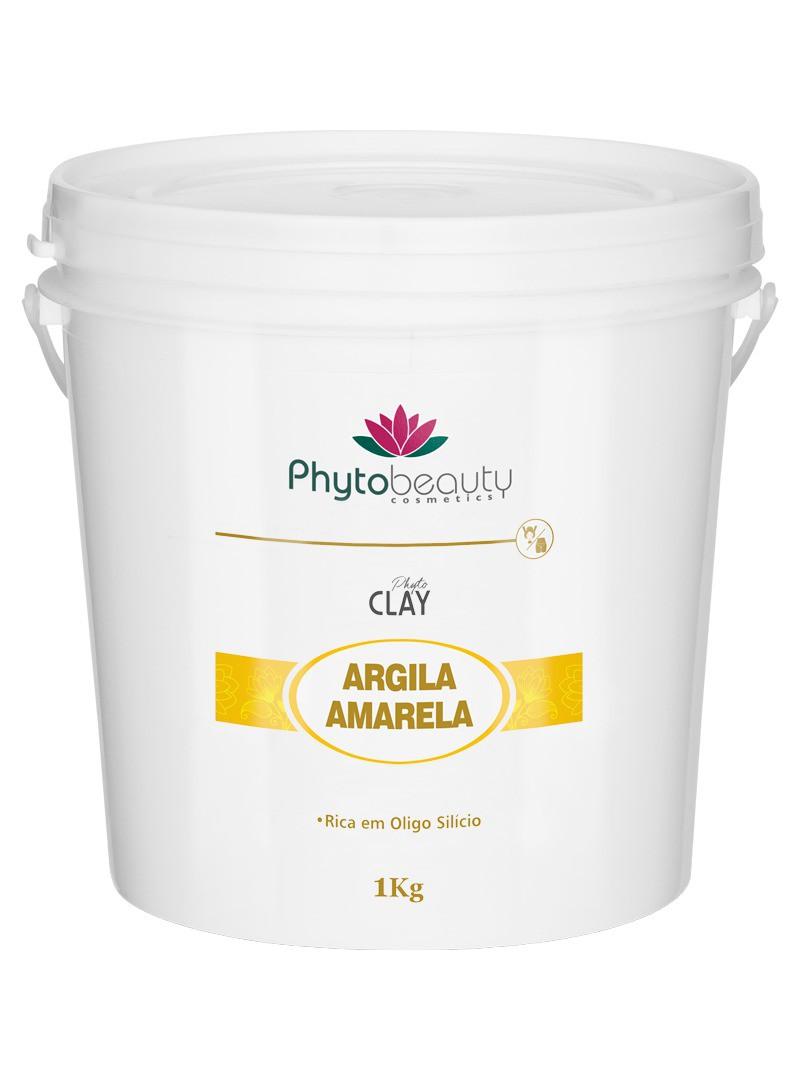 ARGILA AMARELA PHYTO CLAY - 1KG