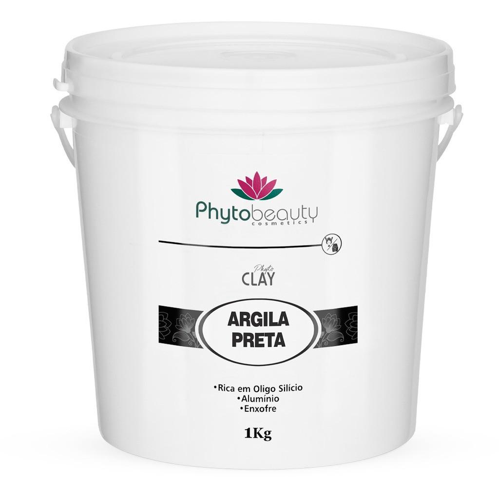 ARGILA PRETA PHYTO CLAY - 1KG