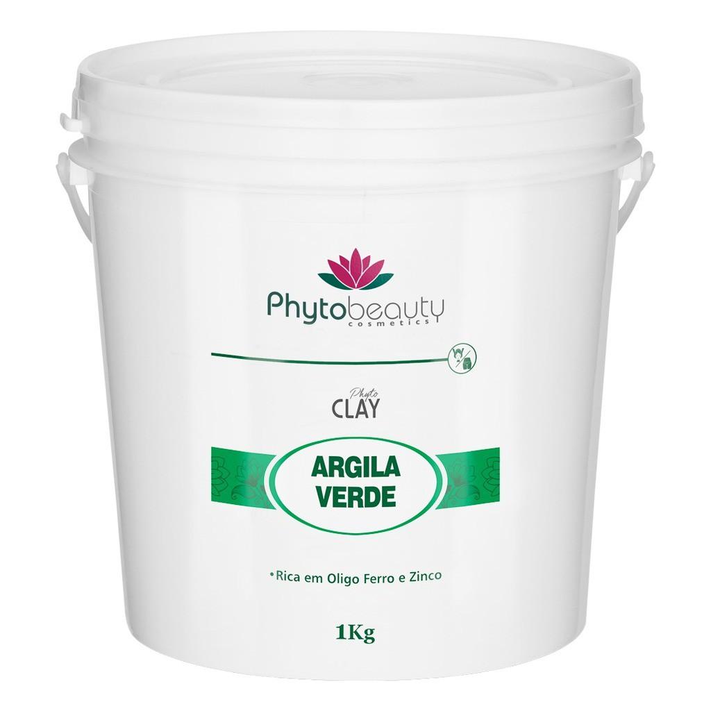 ARGILA VERDE PHYTO CLAY - 1KG