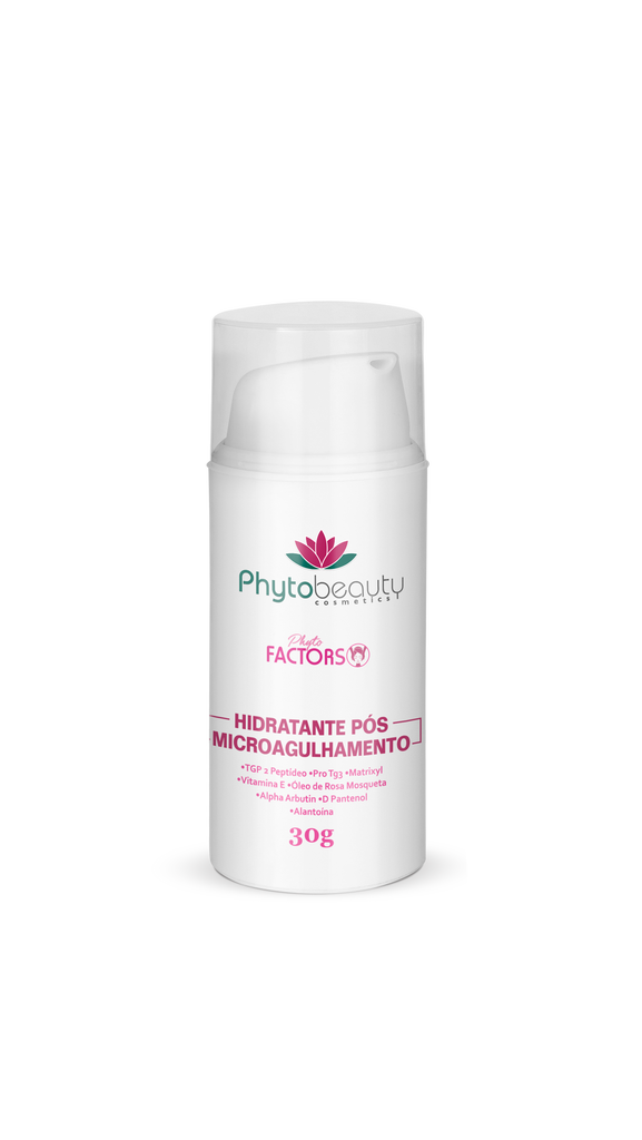 HIDRATANTE POS MICROAGULHAMENTO PHYTO FACTORS - 30G