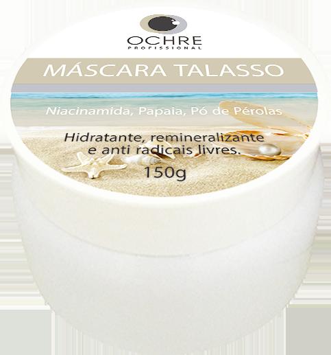 MÁSCARA TALASSO OCHRE - 150G