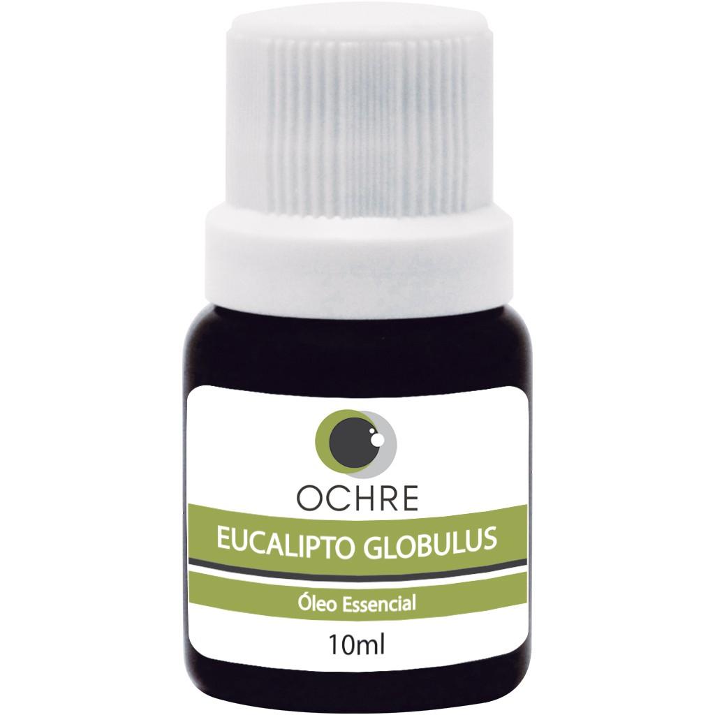ÓLEO ESSENCIAL EUCALIPTO GLOBULUS OCHRE - 10ML