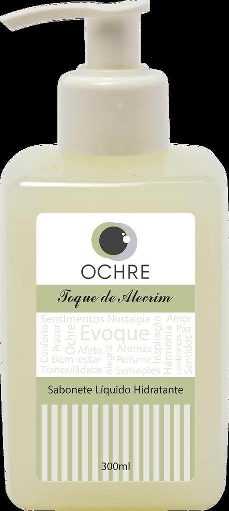 SABONETE HIDRATANTE TOQUE DE ALECRIM OCHRE - 300ML